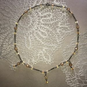 Pretty Beaded Necklace.